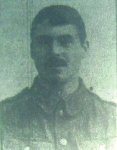 Sidney Spot Chamberlain | Royston Crow, 12th April 1918