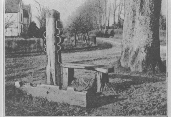 The Stocks and Whipping Post