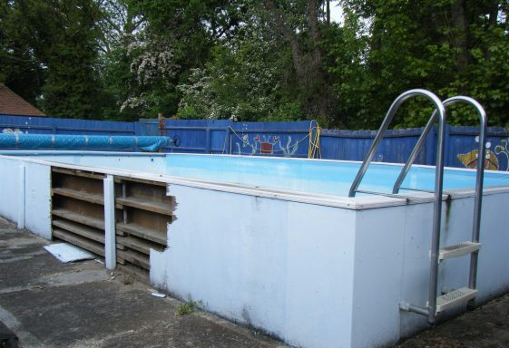 Save Our Pool!