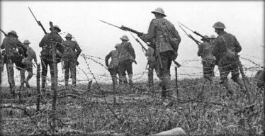The Battle of the Somme, July - November, 1916 | en.wikipedia.org