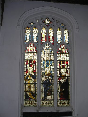 The Mortlock Window in Meldreth Holy Trinity Church | Photo by Tim Gane