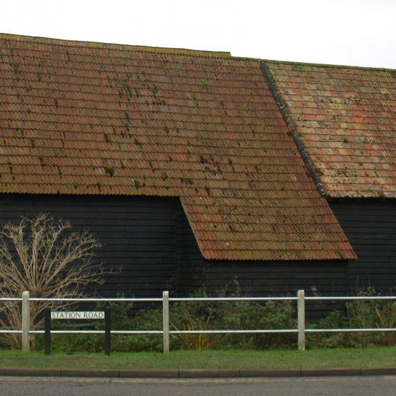 Threshing Barn Sheene Manor | Bruce Huett 2014