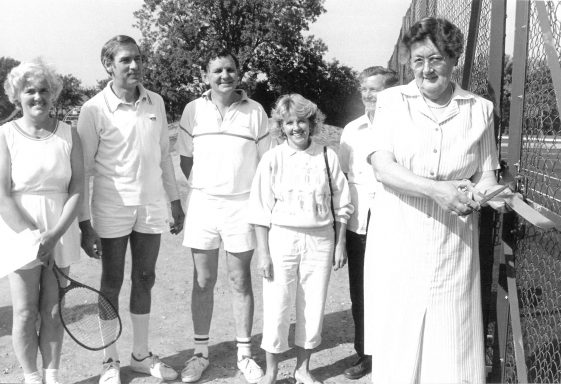 The History of Meldreth Lawn Tennis Club