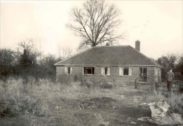 (14) The Coppice in North End, which was built by the Walford brothers for their parents in 1951 | Photograph supplied by Michael Walford