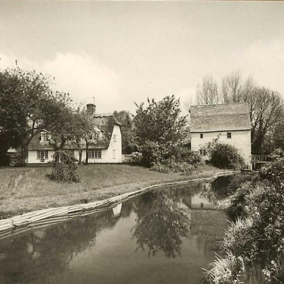 Topcliffe Mill, 1973 | Photograph supplied by Kathryn Betts