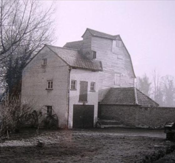 Topcliffe Mill, 1970s | Photograph by Alison Chalkley