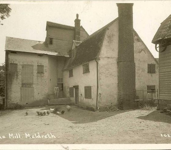 Topcliffe Mill, 1930s | Bell's postcard supplied by Ann Handscombe