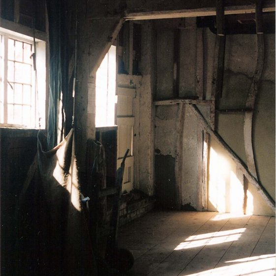Ground floor, 2007 | Photograph by Kathryn Betts