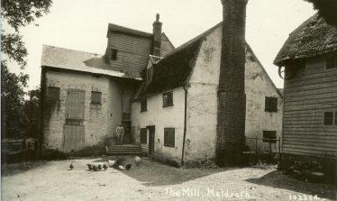 Topcliffe Mill, c. 1930 | Bell's Postcard