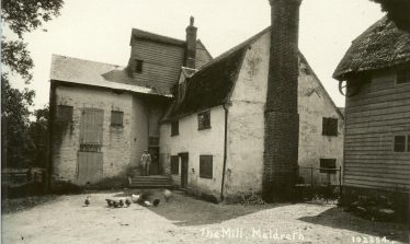 Topcliffe Mill in the 1920s | Bell's Postcard
