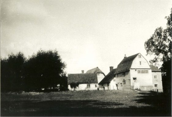The Early History of Topcliffe Mill and Manor