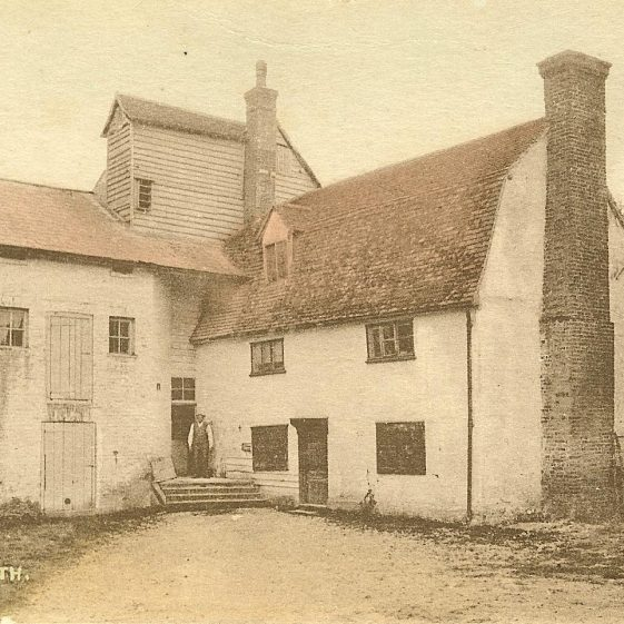Topcliffe Mill and Granary