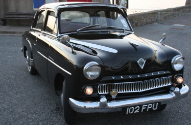 A Vauxhall Wyvern EIX, produced between 1951 and 1957 and similar to the one Ron Brooksbank used as a Police Sergeant at Melbourn | detailing world.co.uk