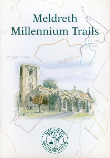 The Meldreth Millennium Walk Booklet which details five circular walks around the village.  Priced at £3.50 | Tim Gane