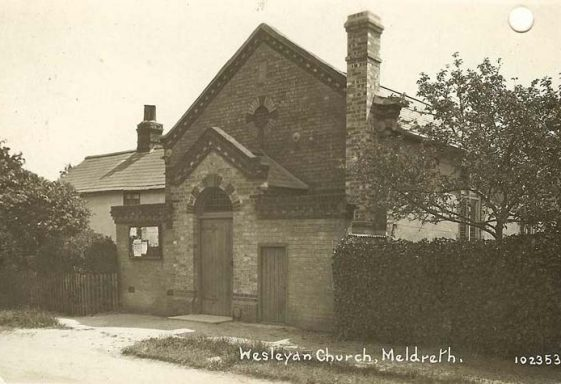 The Closure of the Wesleyan Methodist Chapel