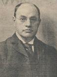 William Mortlock Palmer MD, FSA | Taken from a newspaper cutting, date unknown