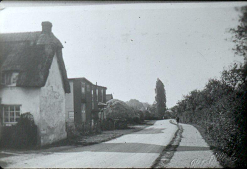 <b>Whitecroft Road</b> | Robert H Clark postcard