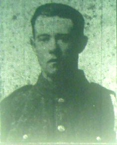 Wilfred Harrup | Royston Crow, 27th April 1917