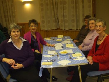 Members of Melbourn and Meldreth Women's Group | Pat Smith