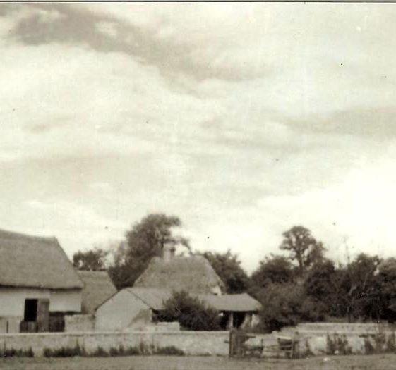 Woolpack Farm, High Street, Meldreth. c.1950 | Photo supplied by Mary Findlay